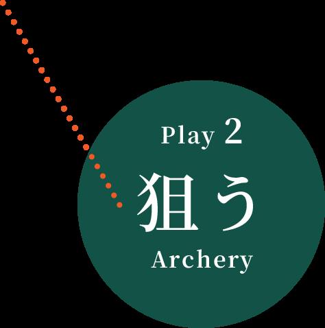 Play 2 狙う
