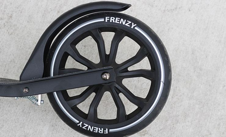 205mmPU鋳造タイヤ